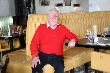 Editorial photo of Earl Of Bradford Richard Bridgeman. Robert Hardman Interviews The Earl Of Bradford Richard Bridgeman About His Battle With Trip Advisor And Bad Reviews About His Restaurant Porters In Berkhamsted. The Earl Of Bradford Pictured Inside Porters His Rest