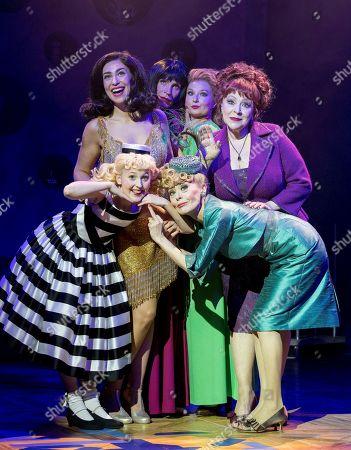 Kim Maresca as Judy, Jason Gardiner as Sylvia St Croix, Lara Denning as Louise, Harriet Thorpe as Myrna, Anya Evans, Tracie Bennett as Amy Christine Dumas,