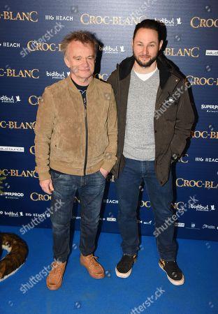 Editorial image of 'White Fang'; film premiere, Paris, France - 25 Mar 2018