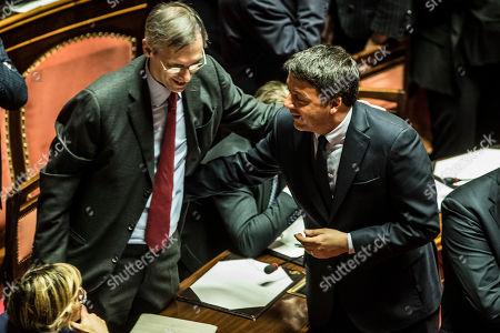 Matteo Renzi, Niccolo Ghedini