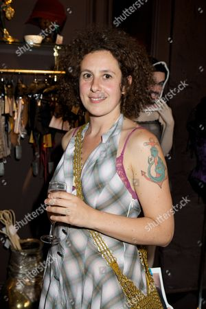 Editorial picture of James Ostrer's exhibition 'Death Sex and Re-Birth' launch party at The Coco De Mer Gallery, London, Britain - 23 Jun 2009