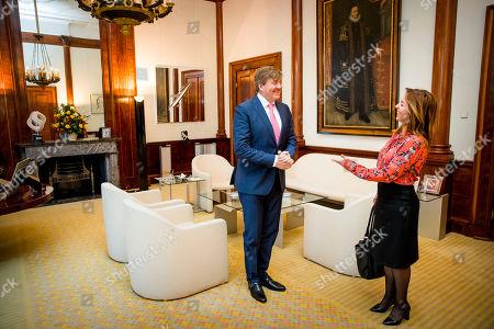 King Willem Alexander, Marianne Thieme