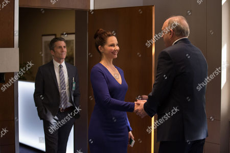 Leland Orser, Ashley Judd, John Doman