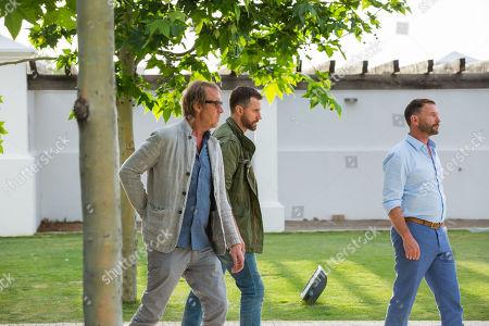 Rhys Ifans, Richard Armitage, Thomas Kretschmann