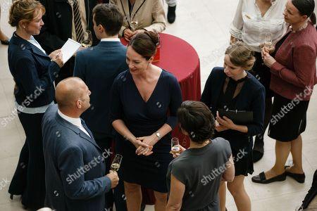 Heino Ferch, Natalia Woerner, Michelle Forbes