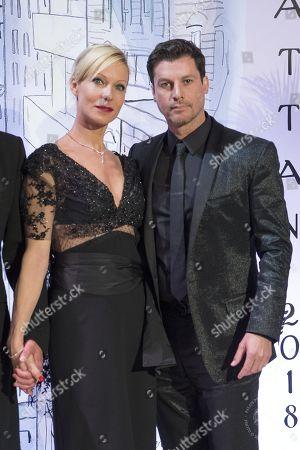 Rebecca Hampton and Steve Hart