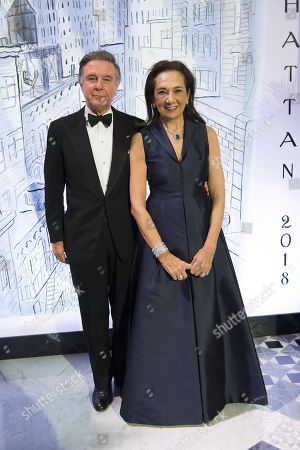 Editorial picture of Rose Ball, Monaco - 24 Mar 2018