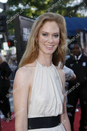 Editorial image of 2009 Los Angeles Film Festival premiere of PUBLIC ENEMIES