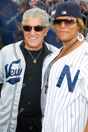 Frank Vincent and Queen Latifah