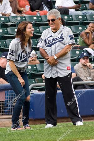 Danielle Staub and Frank Vincent
