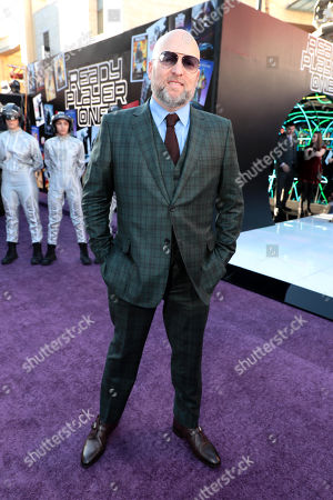 Editorial picture of Warner Bros. Pictures World film Premiere of 'Ready Player One' at The Dolby Theatre, Los Angeles, CA, USA - 26 Mar 2018