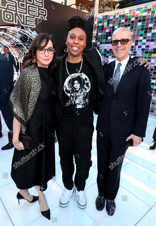Stock Picture of Kristie Macosko Krieger, Producer, Lena Waithe, Donald De Line, Producer