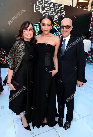 Editorial image of Warner Bros. Pictures World film Premiere of 'Ready Player One' at The Dolby Theatre, Los Angeles, CA, USA - 26 Mar 2018