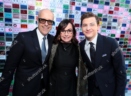 Stock Photo of Donald De Line, Producer, Kristie Macosko Krieger, Producer, Tye Sheridan