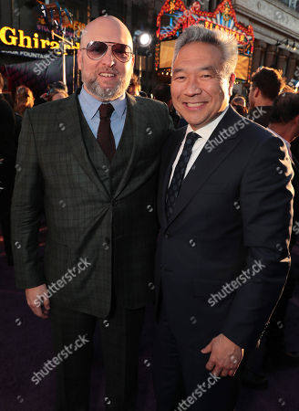 Editorial photo of Warner Bros. Pictures World film Premiere of 'Ready Player One' at The Dolby Theatre, Los Angeles, CA, USA - 26 Mar 2018