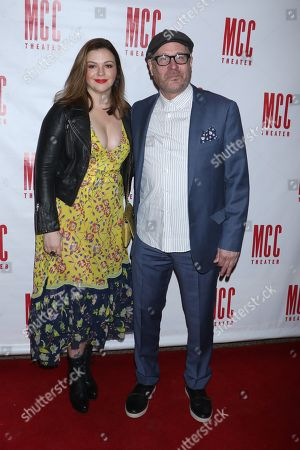 Stock Picture of Amber Tamblyn and Terry Kinney