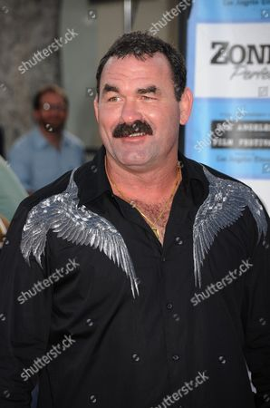 Stock Picture of Don Frye