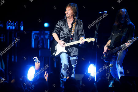 Editorial picture of Chris Norman & Band live at Mehr! Theater, Hamburg, Germany - 26 Mar 2018