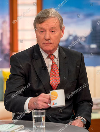 Editorial image of 'Good Morning Britain' TV show, London, UK - 27 Mar 2018