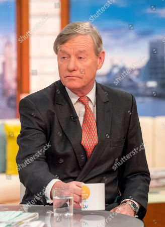 Editorial photo of 'Good Morning Britain' TV show, London, UK - 27 Mar 2018