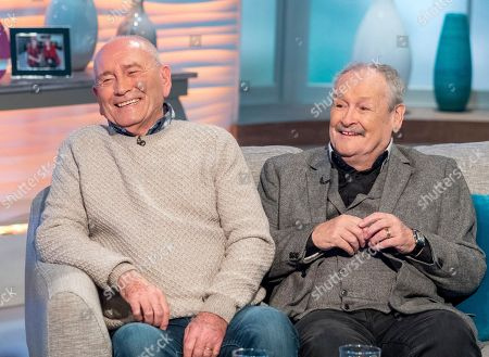 Stock Picture of Cannon and Ball - Tommy Cannon and Bobby Ball