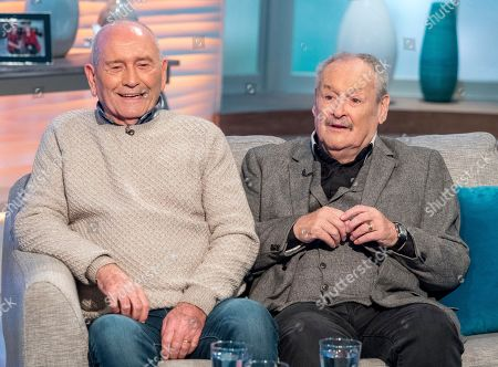 Stock Image of Cannon and Ball - Tommy Cannon and Bobby Ball