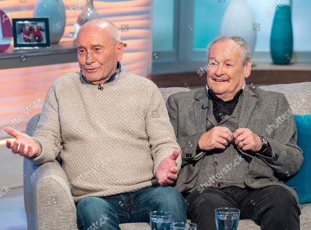 Stock Photo of Cannon and Ball - Tommy Cannon and Bobby Ball