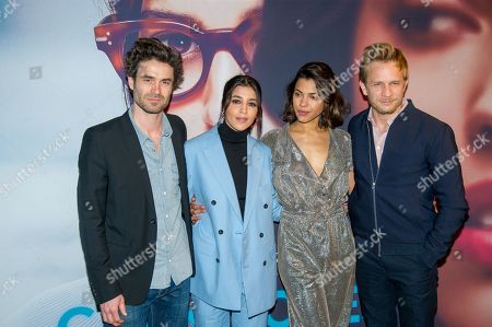 Editorial picture of 'Carnivores' film premiere, Paris, France - 26 Mar 2018
