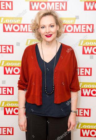 Stock Image of Sara Stewart