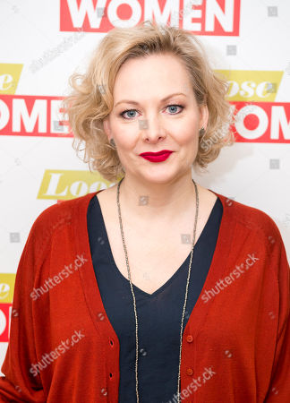 Editorial picture of 'Loose Women' TV show, London, UK - 27 Mar 2018