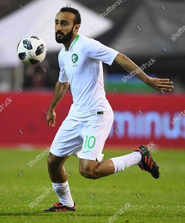 Mohammad Al-Sahlawi of Saudi Arabia