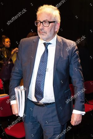 Sir Bob Kerslake. The Kerslake Report in to the terrorist bombing of an Ariana Grande concert at the Manchester Arena on 22nd May 2017, ordered by Greater Manchester Metro Mayor Andy Burnham, is published at a press conference at the University of Salford, at Media City