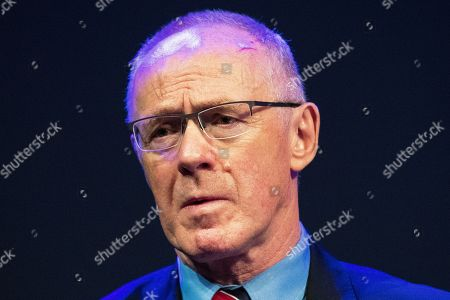 Sir Richard Leese. The Kerslake Report in to the terrorist bombing of an Ariana Grande concert at the Manchester Arena on 22nd May 2017, ordered by Greater Manchester Metro Mayor Andy Burnham, is published at a press conference at the University of Salford, at Media City