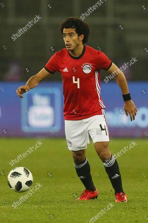 Omar Gaber of Egypt