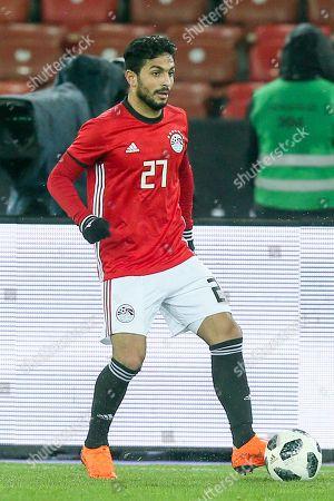 Ayman Ashraf of Egypt