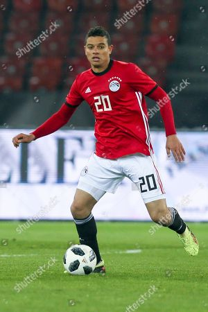Saad Samir of Egypt