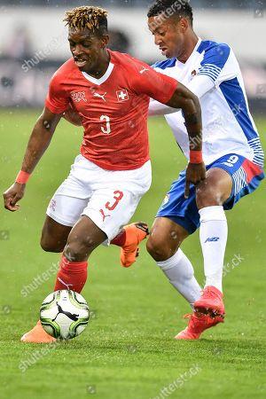 Editorial photo of Switzerland vs Panama, Luzern - 27 Mar 2018