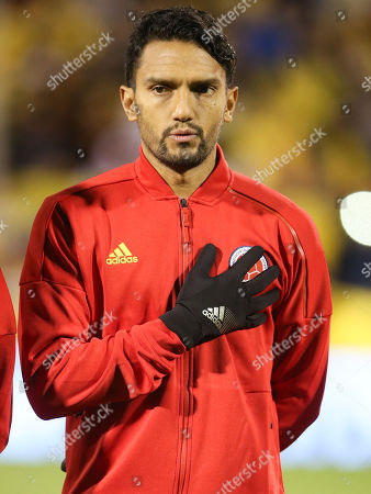 Abel Aguilar of Colombia