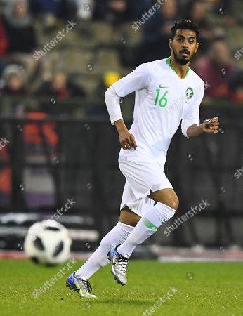Housain Al-Mogahwi of Saudi Arabia