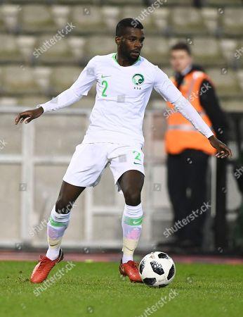 Editorial image of Belgium v Saudi Arabia, International Football Friendly, King Baudouin Stadium, Brussels, Belgium - 27 Mar 2018
