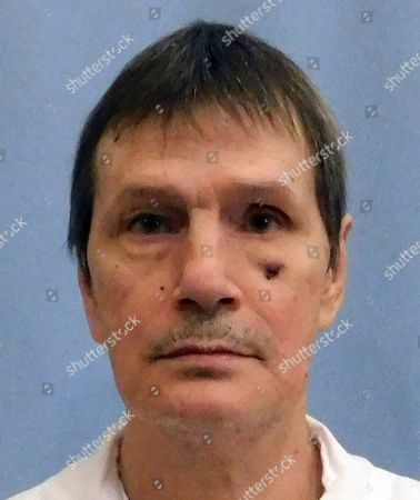 This undated photo the Alabama Department of Corrections shows inmate Doyle Lee Hamm. Alabama will not make a second attempt to execute an ailing Hamm who had his lethal injection halted last month when the team could not find a usable vein, his attorney said . Hamm was scheduled to be put to death for the 1987 slaying of motel clerk Patrick Cunningham