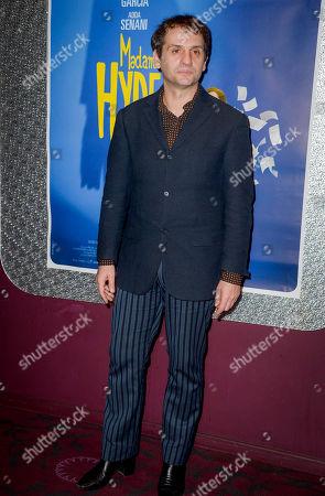 Director Serge Bozon