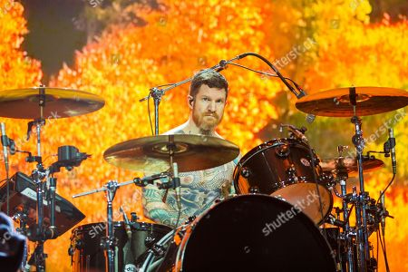 Fall Out Boy - Andy Hurley