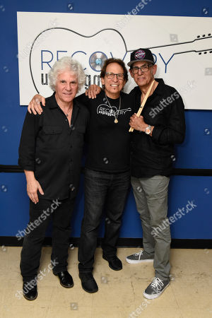 Editorial image of Lords of 52nd Street in Concert - , Fla., Fort Lauderdale, USA - 27 Mar 2018