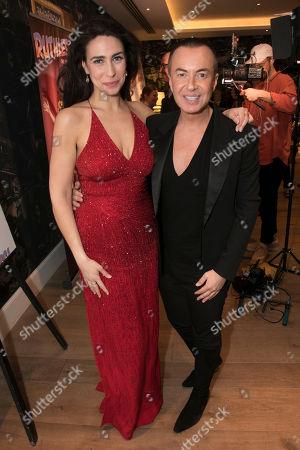 Kim Maresca (Judy Denmark) and Julien Macdonald