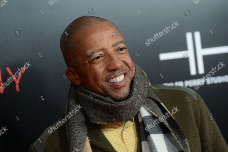 Stock Photo of Kevin Liles