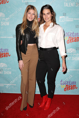 Editorial picture of 12th Annual Garden of Dreams Talent Show, Arrivals, New York, USA - 27 Mar 2018
