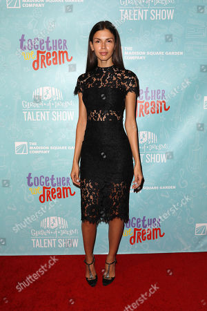 Editorial photo of 12th Annual Garden of Dreams Talent Show, Arrivals, New York, USA - 27 Mar 2018