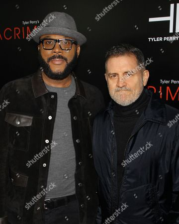 Tyler Perry (Director), Tim Palen (Chief Brand Officer, Pres. of Worldwide Mkt Lionsgate)