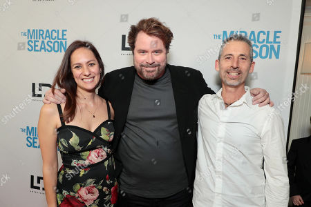 Elissa Matsueda, Writer, Sean McNamara, Director, David Aaron Cohen, Writer,